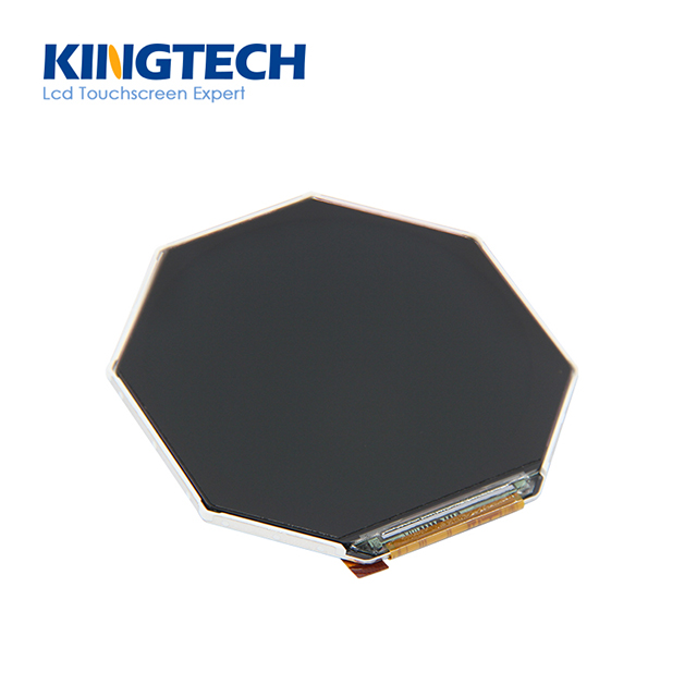 3.34 Inch 320x320 Circle Shape Tft Lcd Display Module Touch Screen